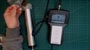 Detecting Bremsstrahlung Braking radiation with NaI Tl scintillator