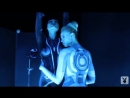 Tron cosplay by Playboy TV