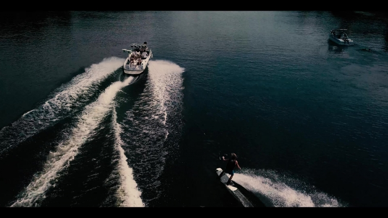 Spartan Video Prod - Wakeboarding Moscow