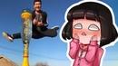 Что с ним НЕ ТАК ? Попробуй не сказать ВАУ челлендж - Самое приятное видео в мире Реакция от Машки