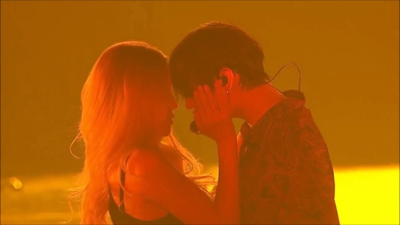 VIXX ELYSIUM DVD Leo solo stage Trap