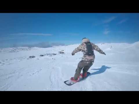 ● GoPro Беларусь: Сноуборд, сноуборд и еще раз сноуборд ●