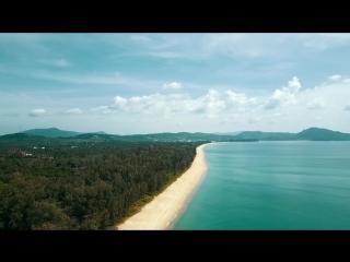 DJI Mavic Pro [4k] Drone Footage - Mai Khao Beach Phuket