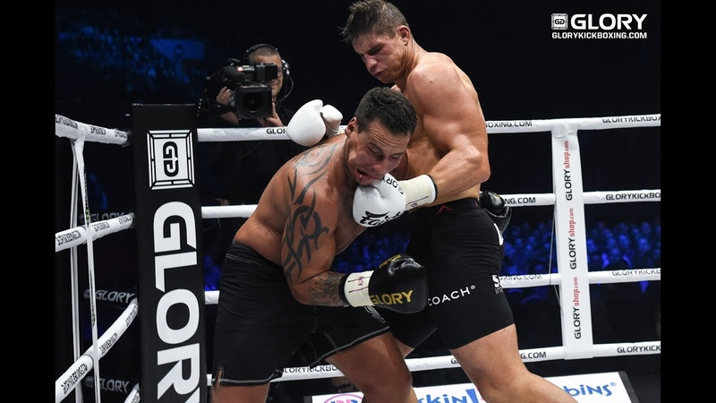 GLORY 59 Rico Verhoeven vs Guto Inocente Heavyweight Title Bout Full Fight