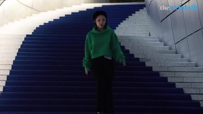 [WD영상] 바이디바이(BY.D'BY) 쇼 - 2019 S-S 헤라서울패션위크 포토월