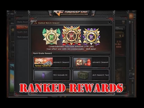 CFNA: Ranked Season 5 Rewards weapon showcase