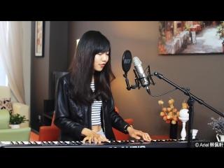 Olly Murs【That Girl】- Ariel Tsai 蔡佩軒 Cover - Tik T.mp4