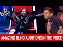 AMAZING Blind Auditions in The Voice worldwide [PART 2] | The Voice Global