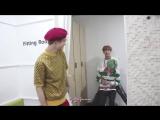 180906 NCT DREAM & Taeyong (NCT) @ Music Bank Backstage