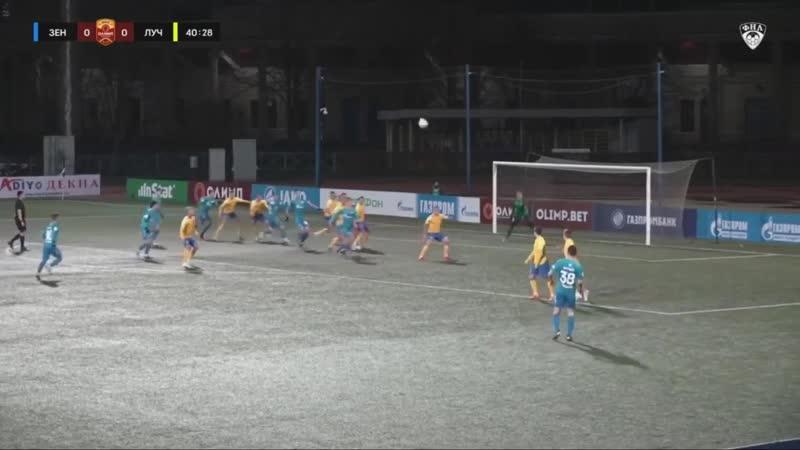 Зенит-2 Санкт-Петербург - Луч Владивосток. ФНЛ. Первый дивизион. 18.11.2018