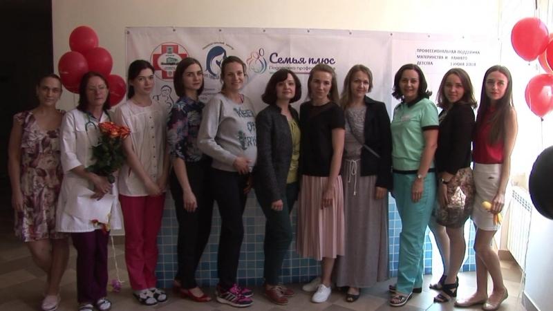 Профессиональная поддержка материнства и раннего детства, конференция 1 июня 2018г.