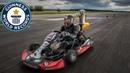 Tom Bagnall Fastest jet-powered go-kart - Meet The Record Breakers