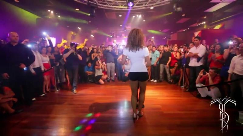 ATACA LA ALEMANA Bachata Dance Performance