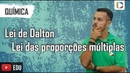 Química - Lei de Dalton: Lei das proporções múltiplas