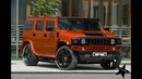 Need for Speed Underground 2 - Night Breath Deep Frozen - Hummer H2 SUV