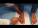 Ортопедические стельки Formthotics, изготовление стелек Формтотикс. Доктор Лазарев В.А.