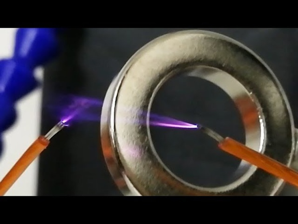 Plasma Arc In Magnetic Fields Magnetic Games