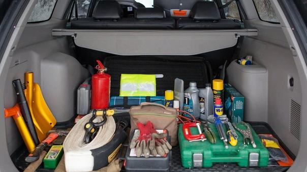 Что должно быть в машине