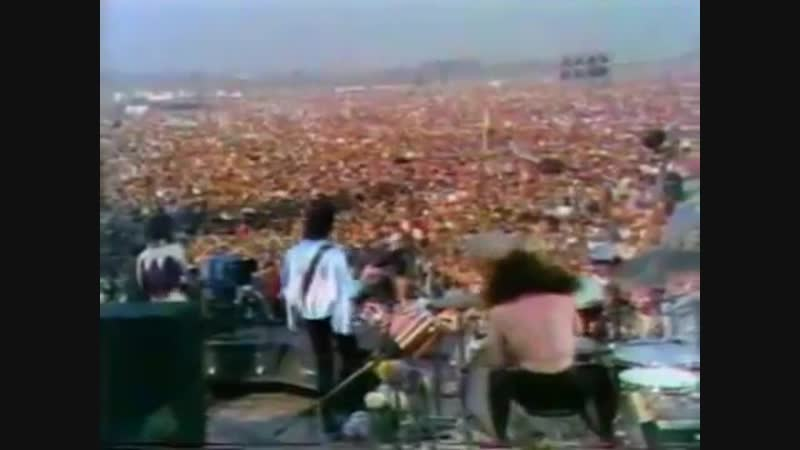 Black Sabbath at California Jam COLOUR, CORRECT A_R - 4 SONGS