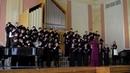 F.Liszt - Ave Maria I für gemischten Chor und Orgel
