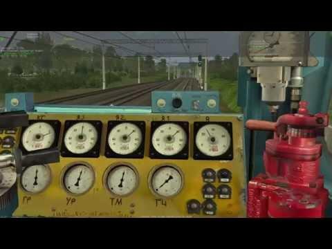 ВЛ11м и Реализация его контроллера машиниста в ZDSimulator