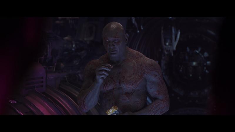 Дракс стал невидимым Мстители Война бесконечности Avengers Infinity War Звёздный Лорд Гамора Крис Прэтт прикол угар