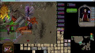 Ultima Online New Year 2016 Harrower Raid