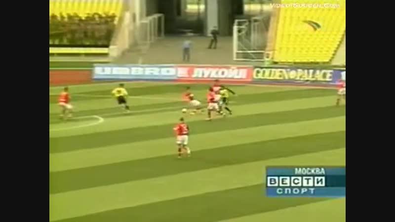СПАРТАК - Металлург (Липецк, Россия) 0-2, Кубок России - 2004-2005