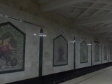 Казанское Метро. Площадь Габдуллы Тукая