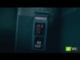 Трассировка лучей Nvidia RTX в реальном времени в трейлере Control.