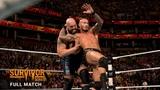 FULL MATCH - Randy Orton vs. Big Show - WWE Championship Match Survivor Series 2013 (WWE Network)
