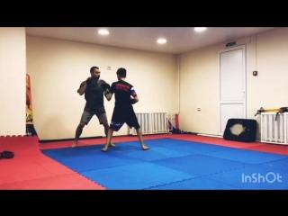 Персональные тренировки по боксу в Школе боевых искусств Анатолия Чиканчи