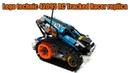 2019 Lego Technic 42095 RC Tracked Racer replica