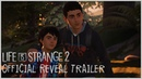Первый трейлер Life is Strange 2