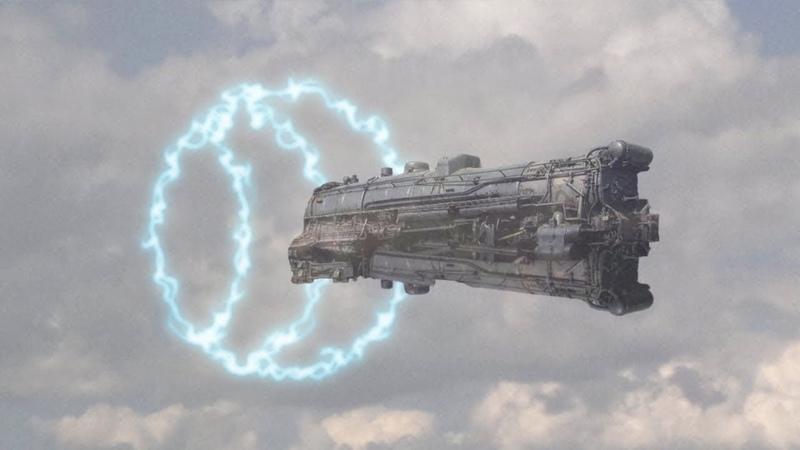 Misterioso objeto gigantesco entrando em portal na Guatemala dezembro 2018 Avistamento de OVNI UFO