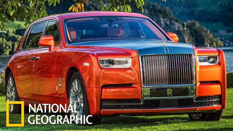 Мегазаводы Роллс Ройс Rolls Royce