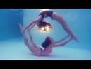 Girls drowning Underwater।।Teenage girl underwater in a swimming pool