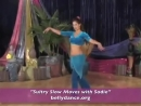 Belly Dance Slow Moves with Sadie Hot Sexy Desi Private Mujra HD