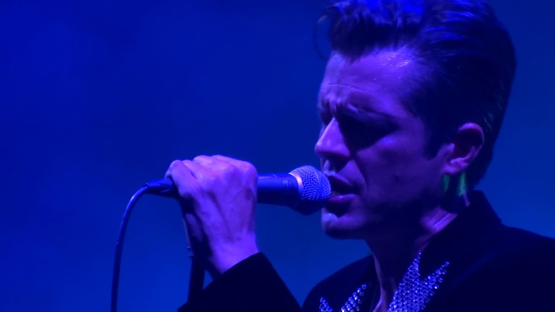 THE KILLERS The Calling / Sweet Talk - Brixton, O2 -Academy 12.09.2017