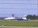 Су-27 в Братиславе