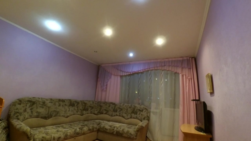 двухкомнатная квартира Октябрьский проспект 124