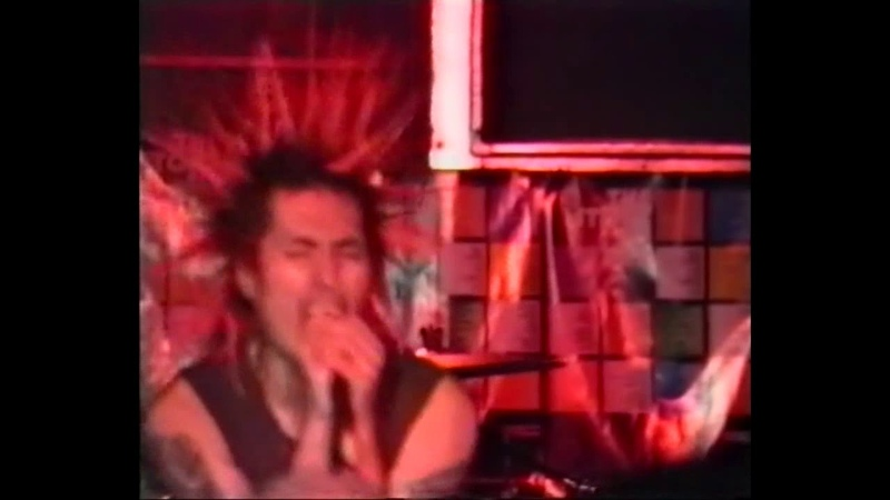The Casualties - Live in Rirerside, Newcastle, UK 01.11.1998