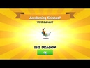 Awakening finished Wind lement ISIS Dragon , Gameplay , Dragon Mania Legends Part 1163 HD