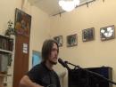 Егор ЗОЛОТУХИН, Анастасия АБРАМОВА-БУХАРИНА - выступление на концерте О вере, надежде, любви и премудрости