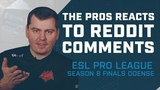 G2 and Hellraisers reacts to Reddit comments