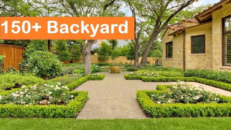150 Best Backyard Design Ideas