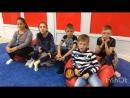 Видео с блог тренинга 23.09.18