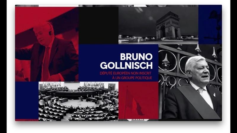 Bruno Gollnisch, 30 ans de combats au Parlement européen