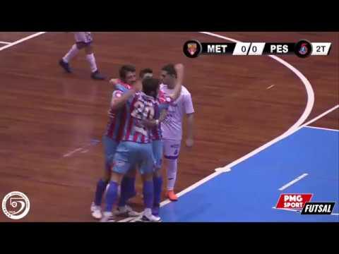 Serie A PlanetWin 365 Futsal | Meta Catania vs Italservice Pesaro Highlights