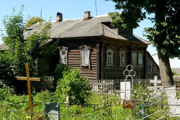 Почему плохо жить в доме рядом с кладбищем